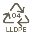 matériel: PE (Polyéthylène)
