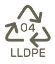 material: PE (Polyethylene)