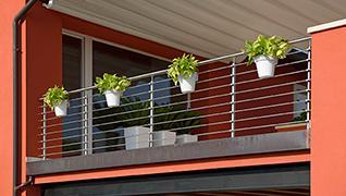 Vaso Esterno Grigio : Vasi in plastica vasi di design fioriere di design arredo esterni