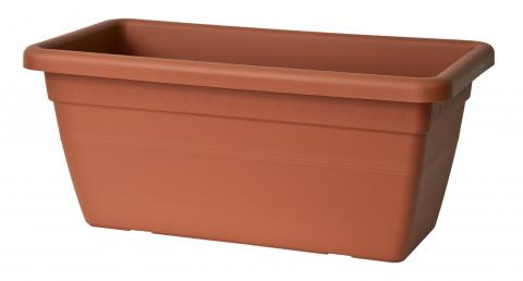 akea plant box terracotta