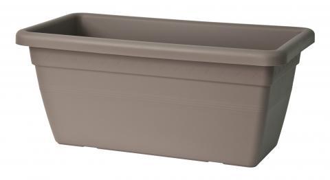 akea plant box taupe