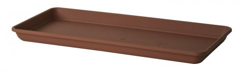 akea oblong tray terracotta