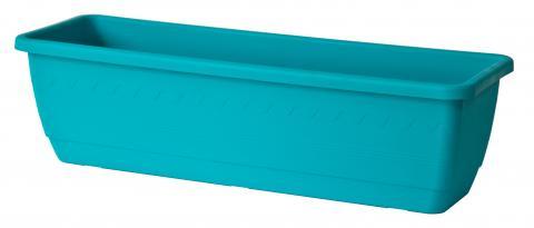 inis plant box petrol blue