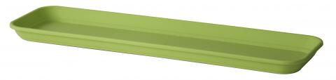 inis oblong tray acid green