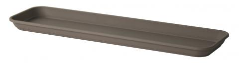 inis oblong tray taupe
