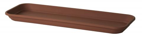 kalis oblong tray terracotta