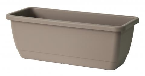 miza plant box taupe