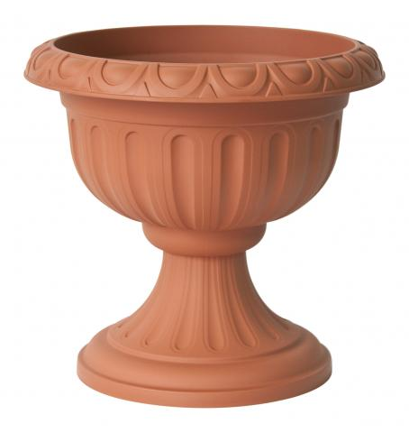 azem vase terracotta