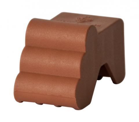 piedino little base terracotta