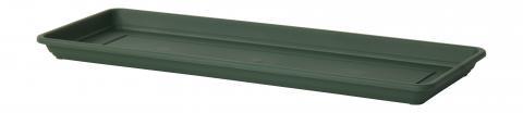 gardenie oblong tray green