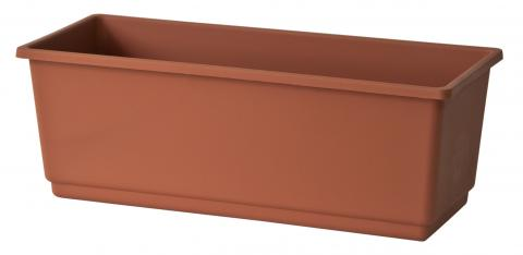 gerani cassetta terracotta