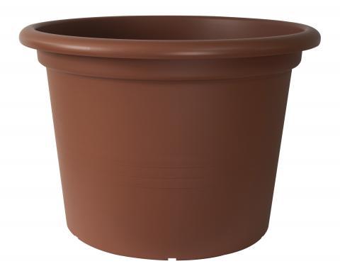 cilindro vaso terracotta