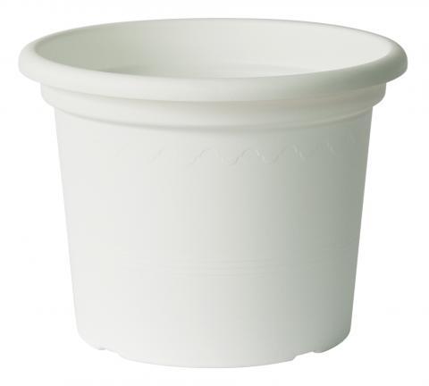 geo vaso bianco