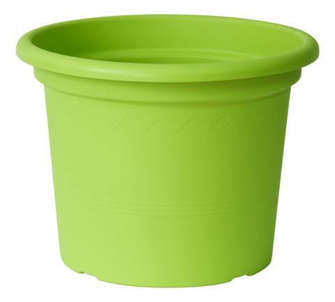 geo vaso verde acido