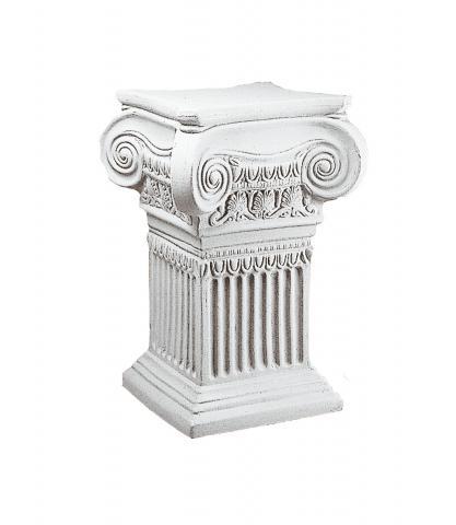pompei capitello bianco