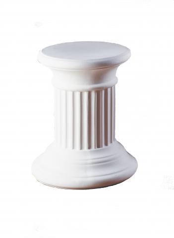 lindos colonna bianco