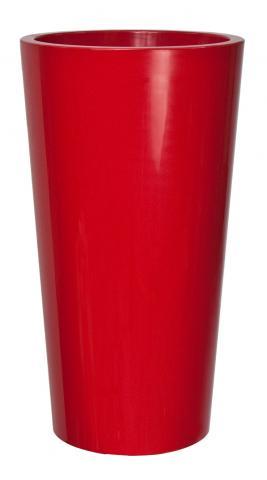tuit vaso rosso smalto