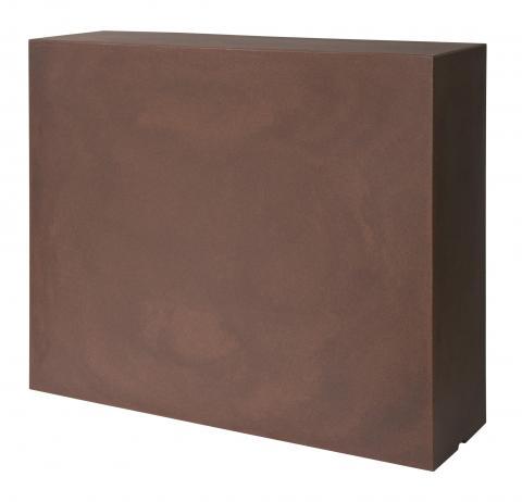 kube high slim modulo ruggine