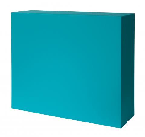 kube high slim modulo verde smeraldo
