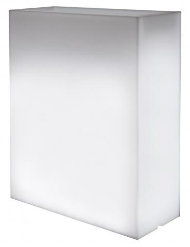 kube high slim lampada cassetta neutro