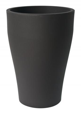 tulum vaso nero perla