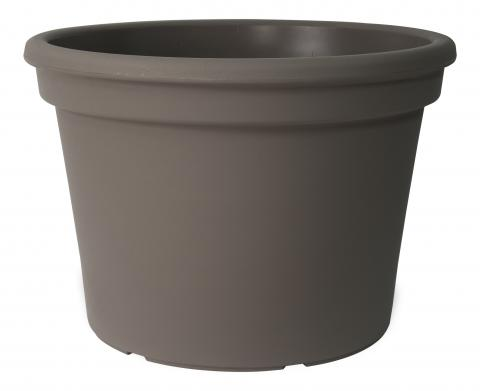 cilindro vaso tortora