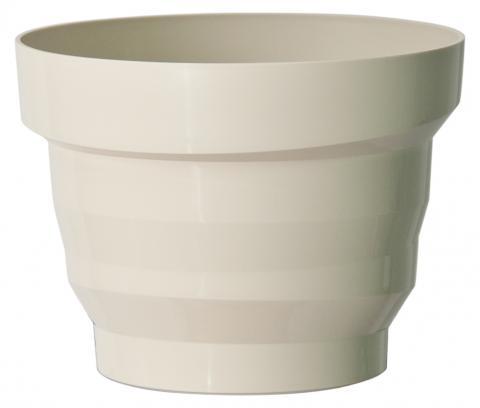 vertigo vaso bianco perla