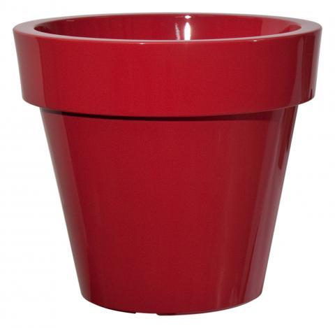 ikon vaso laccato rosso oriente
