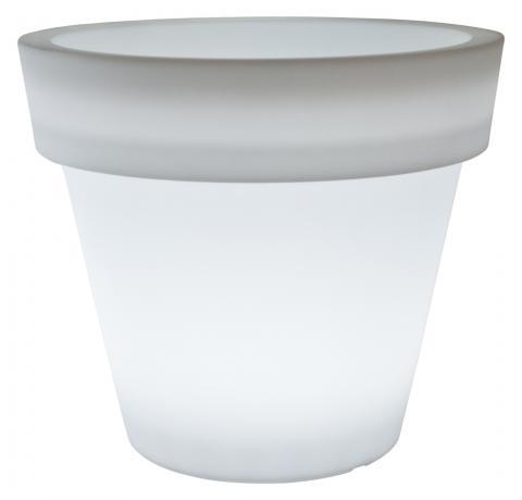 ikon lampada vaso neutro