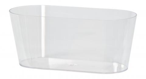 clivo cassetta neutro trasparente