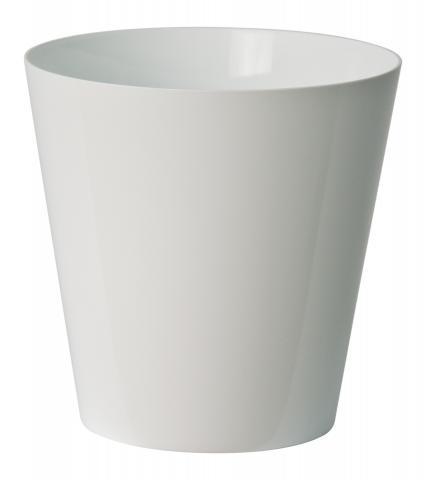 clivo vaso bianco