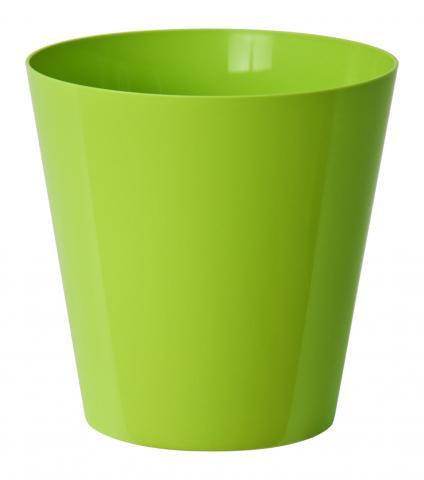 clivo vaso verde acido