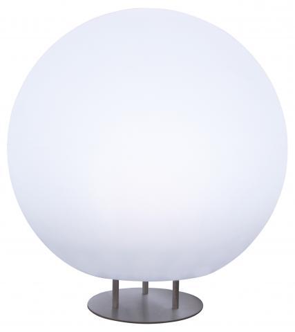 sfera c/piedistallo lampada neutro