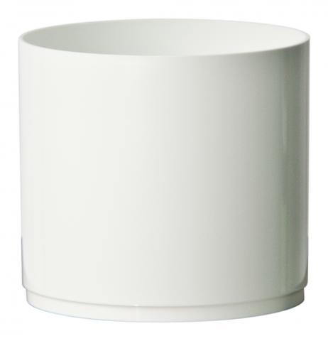 miu vaso bianco