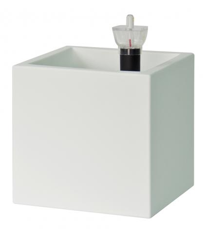 kube mini vaso ris. acqua bianco C2