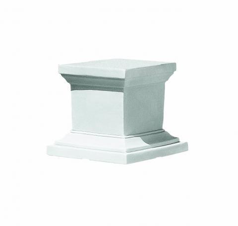 pamir grande columna blanco