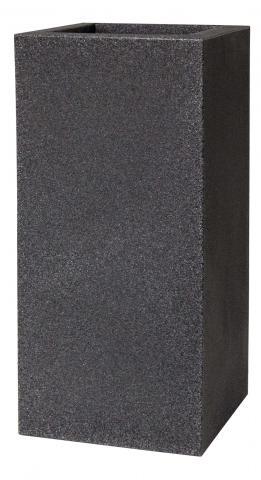 kube high maceta granito
