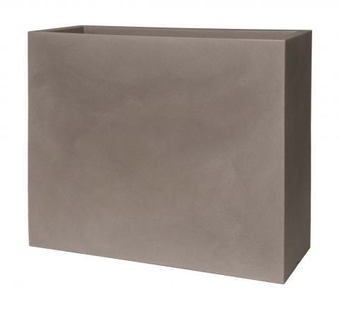 kube high cassetta con ruote cemento
